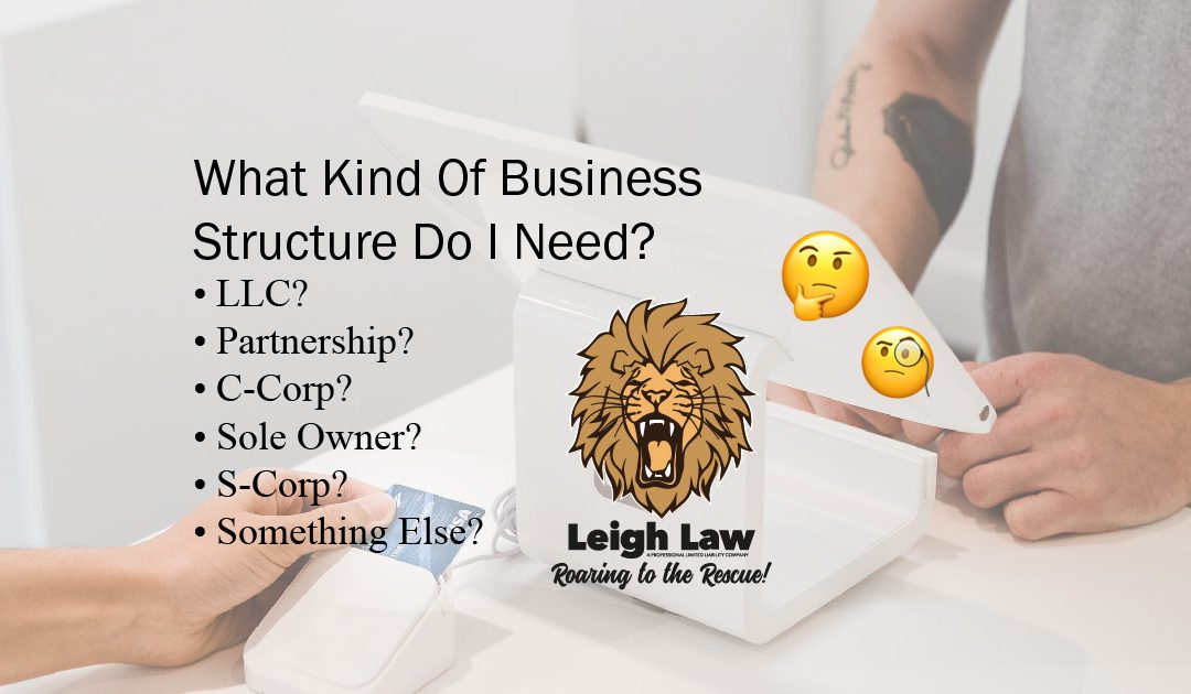 Do I Need An LLC?-Part I