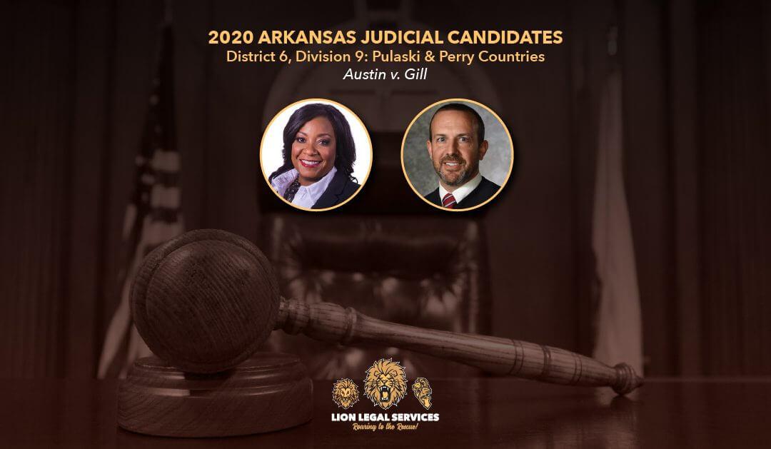 2020 Judicial Candidates: AR Dist. 6, Div. 9
