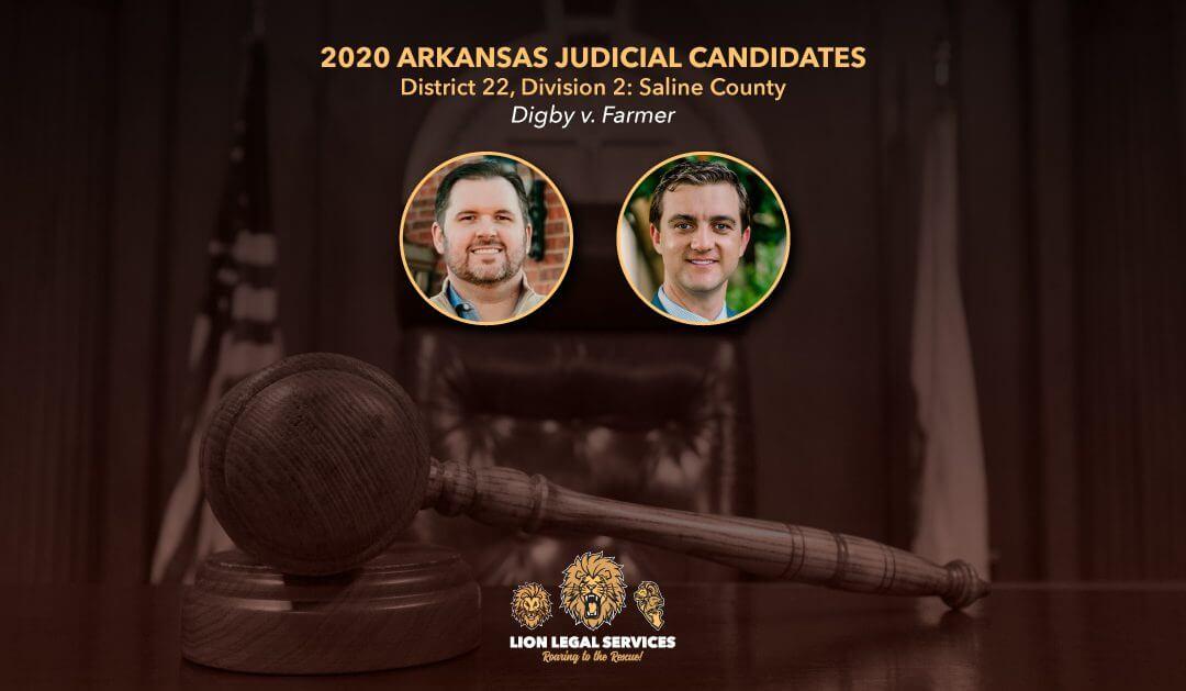 2020 Judicial Candidates: AR Dist. 22, Div. 2